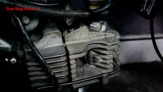 Cara Pasang BUSI IRIDIUM Motor Bebek