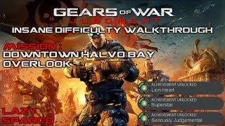 Gears of War: Judgment - Insane Difficulty Walkthrough - Overlook