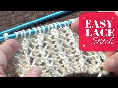 Easy Lace Ch