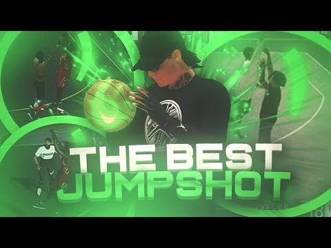 NBA 2K19 BEST GREENLIGHT JUMPSHOT IN THE GAME FOR MYPARK BEST JUMPER FOR ANY BUILD AFTER PATCH 2K19!