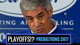 NFL 2017 FULL Playoff Predictions and Preview