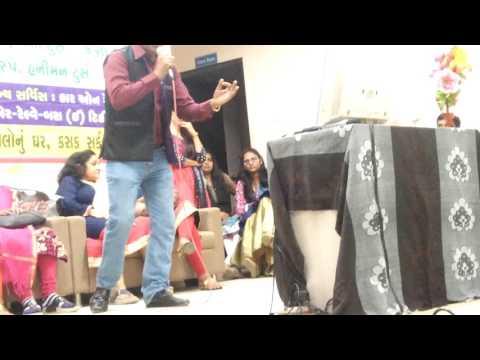 Parda Hain parda karaoke by Ramesh Bhai