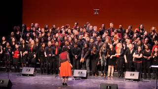 Ride On King Jesus - York University Gospel Choir
