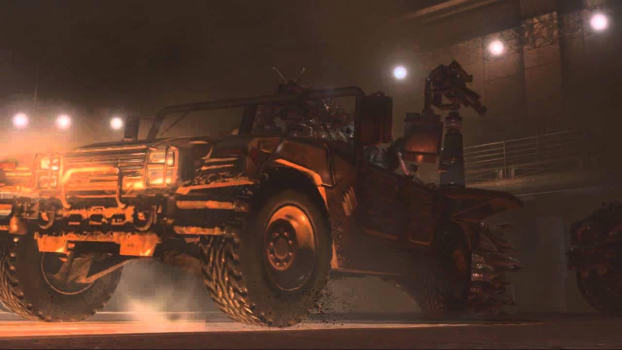 Resident Evil 6 惡靈古堡6 HD 艾達篇 最終章 化為烏有