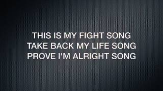 Rachel Platten Fight Song lyrics.mp3