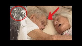 On The Eve Of Their 75th Wedding Anniversary, This Elderly Couple Finally Fulfilled A Lifelong Wish