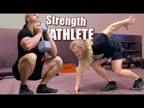 Putting the ATHLETE in Strength ATHLETE