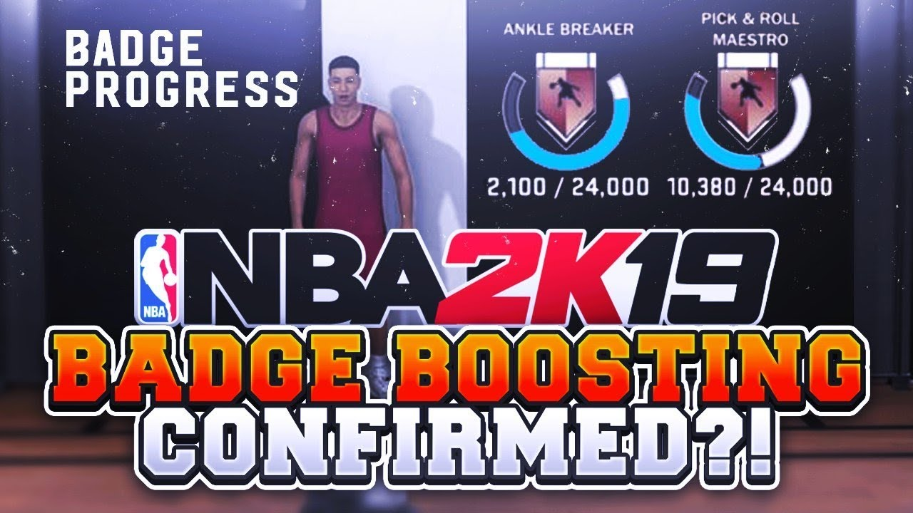 NBA 2K19 BADGE BOOSTING CONFIRMED!(CHEATING) NEW ARCHETYPE, PRELUDE &  MYCAREER NEWS