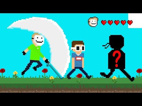 Making Dream's Minecraft Manhunt Video Game…