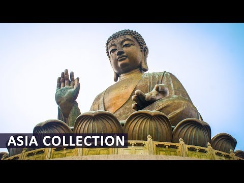 Relaxing Asian Music ● Temple Of The Sky ● Tibetan, Meditation, Flute Music for Yoga, Stress Relief