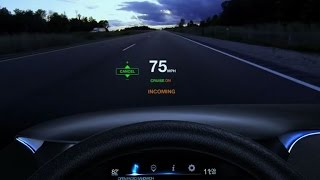 CNET On Cars - Top 5: Reasons for head-up displays in your car