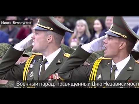 BELARUS, Belarussian Military Parade 2017 HD