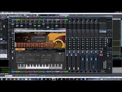 MAGIX Samplitude Music Studio Forgiven