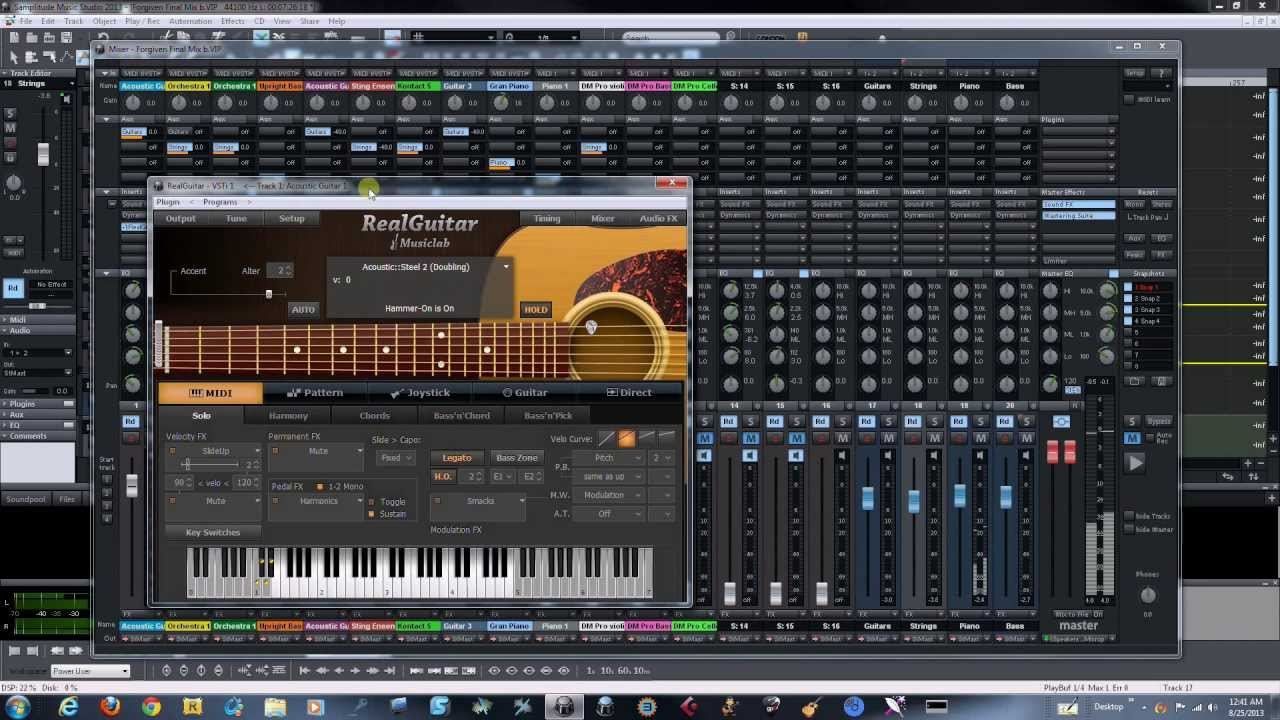 Samplitude Music Studio : magix samplitude music studio forgiven youtube ~ Russianpoet.info Haus und Dekorationen