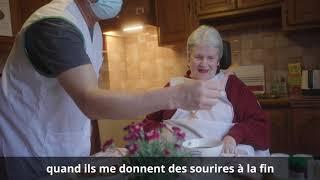 Patrice, Aide à domicile ADMR