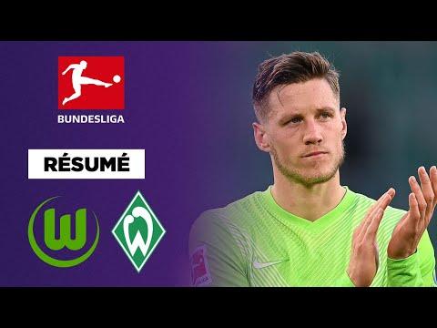 Résumé : Wolfsbourg bat le Werder Breme dans une pluie de buts !