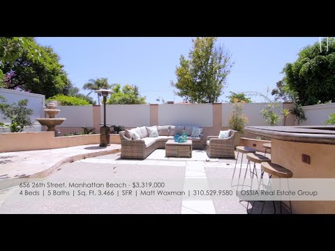 Manhattan Beach Real Estate  New Listings: July 2223, 2017  MB Confidential