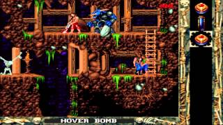 Blackthorne Gameplay - MS-DOS / PC (1994) - Level 2 (FBWC)