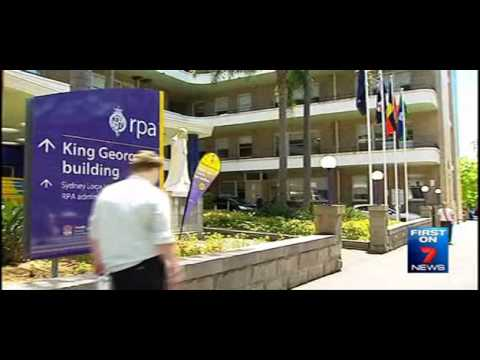 Channel 7 - Baird Government cuts pulmonary rehab at Balmain Hospital