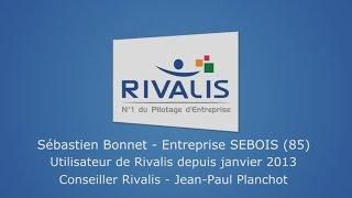 Témoignage Client Rivalis - Sébastien Bonnet - menuisier