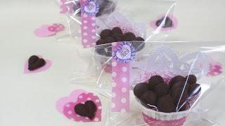以前upした板チョコで簡単に作れる「焼きショコラ風」お菓子を バレンタ...