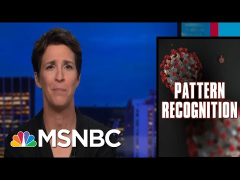 Growth In Coronavirus Cases Shifts To Outbreaks Across U.S.   Rachel Maddow   MSNBC