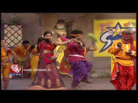 Rama Rama Yellammaku Song | Telangana Folk Songs | Dhoom Thadaka | V6 News