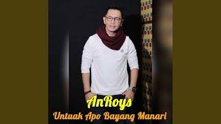 Gambar cover Untuak Apo Bayang Manari