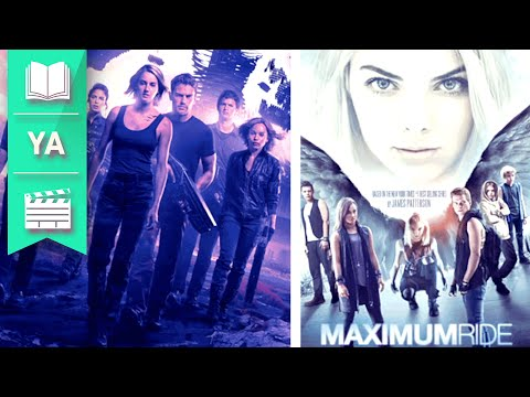 Allegiant, Maximum Ride, NERVE & More! | Epic Adaptations