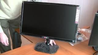 Monitor LG 24MP55 складання та підключення, 2 з 3