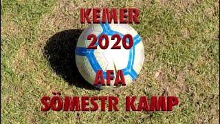 AFA 2020 Sömestr Kamp'ı ...