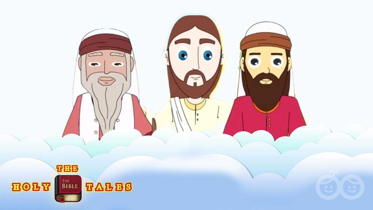 Jesus - Bible Stories For Children
