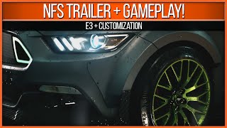 Need for Speed 2015 (Underground 3) E3 Trailer & Gameplay Breakdown