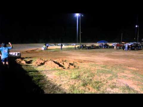 Megan Grant Waycross Motor Speedway