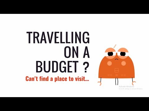 Travel to Taiwan on a Budget!