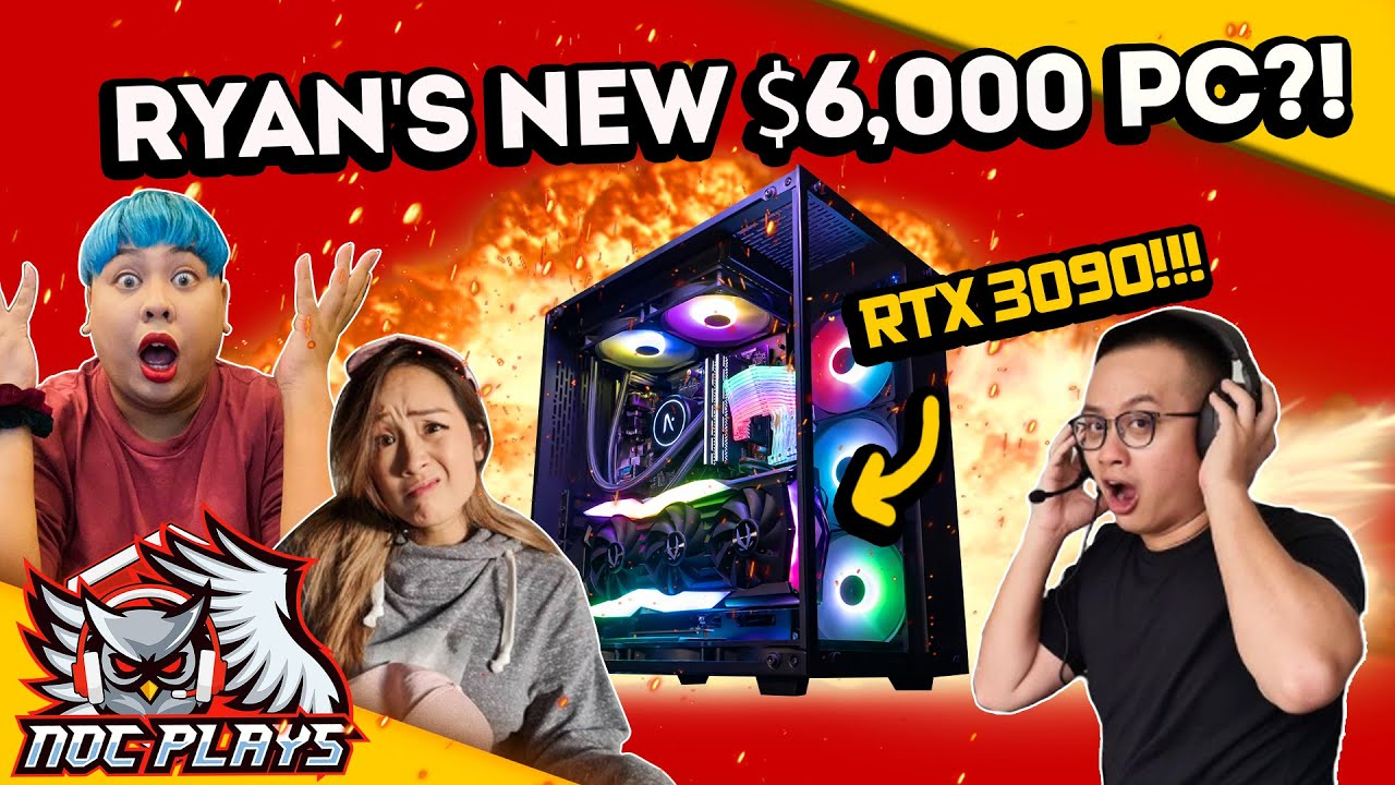 Download Our Boss Bought A $6,000 PC?!   Aftershock Zeal Unboxing