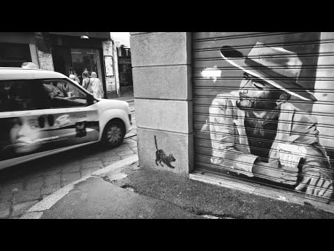 Diego Bardone Street Life Milano a New Old Camera