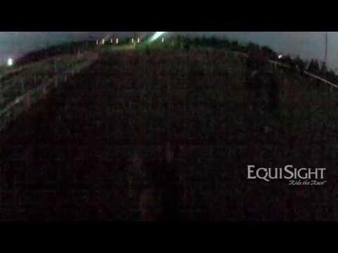Equisight Jockeycam BC 2013 - Caracortado - Early Morning Gallop in HD