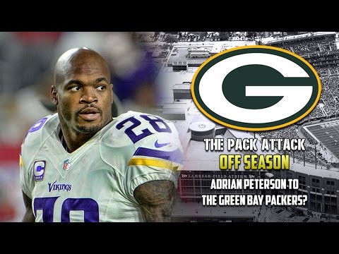 Green Bay Packers | Off Season | Adrian Peterson To The Packers?