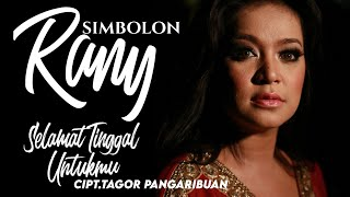 SELAMAT TINGGAL KASIH Rany Simbolon Top 10 Pop Indonesia