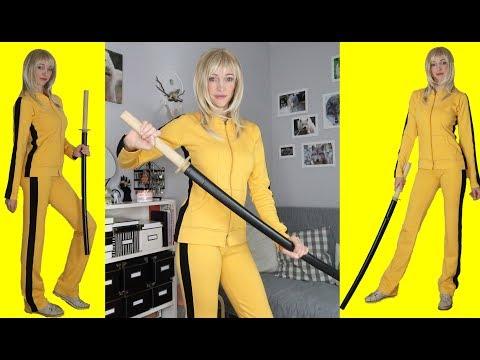 Kill Bill Costume With DIY Pattern | Halloween 2017