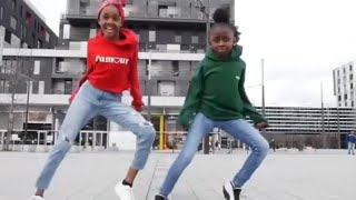 KELYA and TYANA  PETIT AFRO DANCER ❤❤
