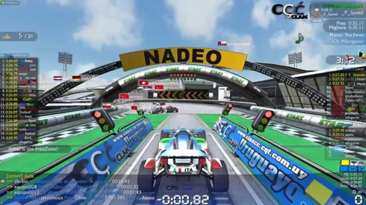 Trackmania Online Spielen