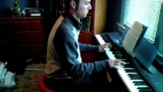 """theme From Picket Fences"" On Piano"