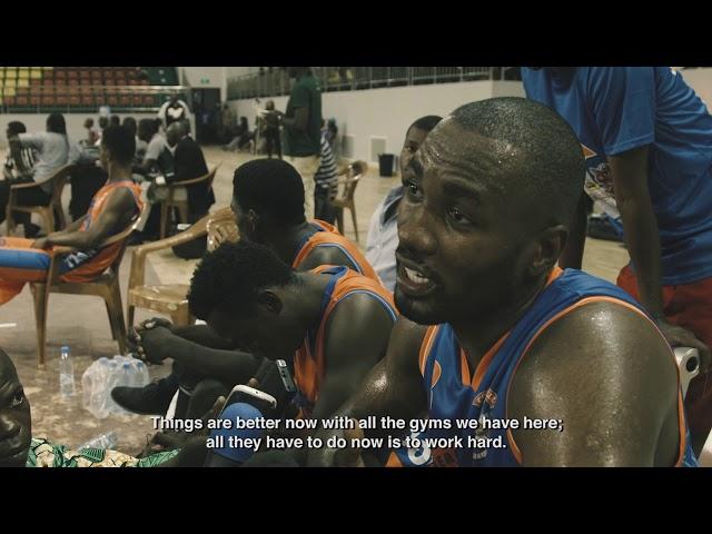 Serge Ibaka And DRC Vaunt Ep 2