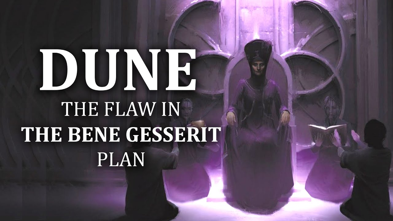 Dune: The Great Flaw in the Bene Gesserit Plan
