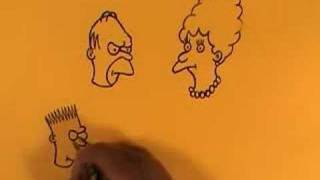 30th Drawing : The Simpsons (1987)
