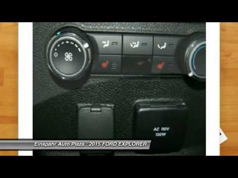 2015 Ford Explorer Brookings Sd F5018 Youtube