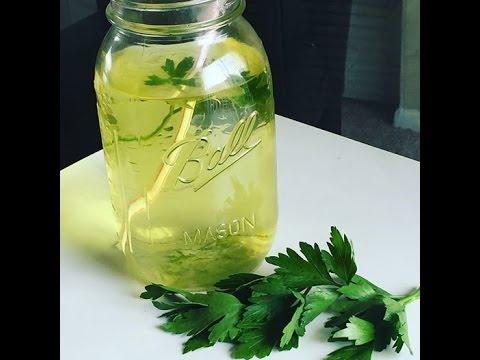 Perejil y limon para adelgazar como preparar