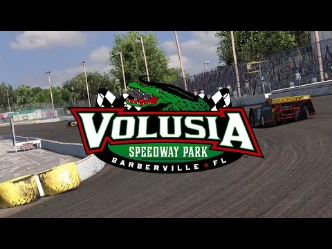Volusia Speedway Park | Coming to iRacing